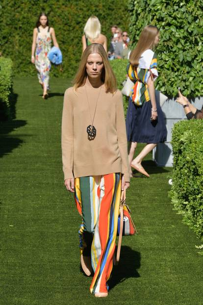 Granny-Style bei Tory Burch