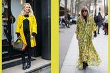 Pantone Frühjahr 2018: Farbe Meadowlark als Streetstyles