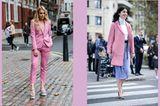Pantone Frühjahr 2018: Farbe Pink Lavender als Streetstyles