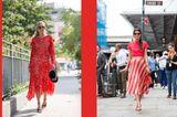 Pantone Frühjahr 2018: Farbe Cherry Tomato als Streetstyles