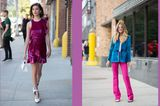 Pantone Frühjahr 2018: Farbe Spring Crocus als Streetstyles