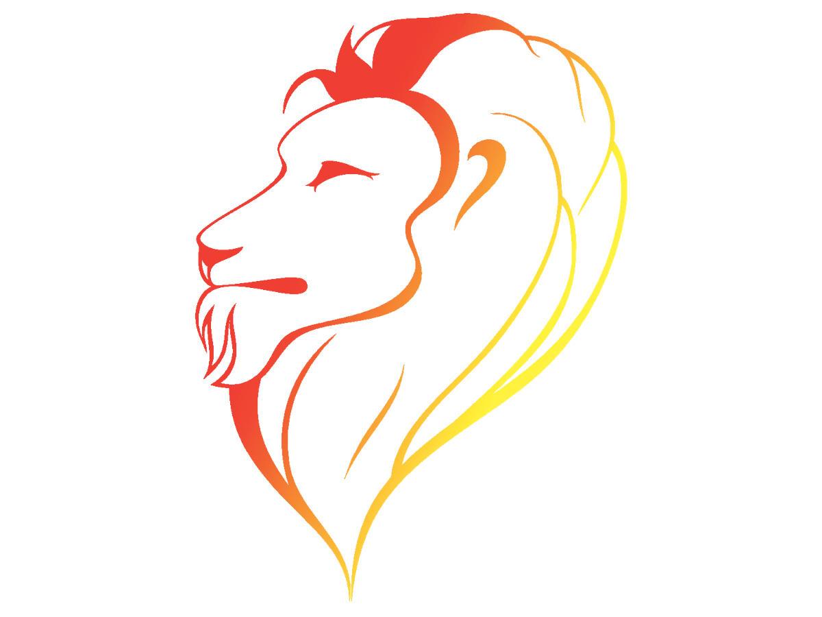 Schlafenszeit: Löwe