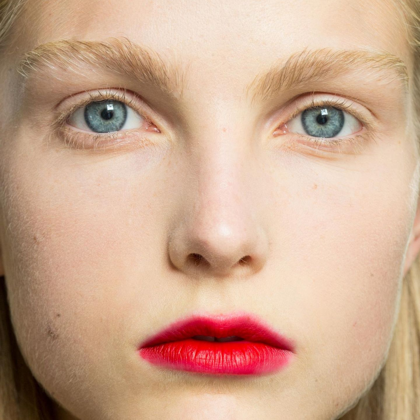 Make-up Trends 2018: Smudged Lips