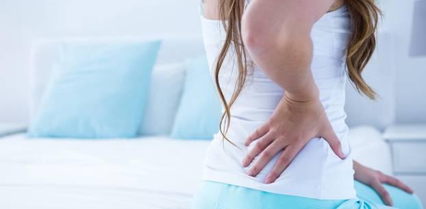Rückenschmerzen sind richtig unangenehm!