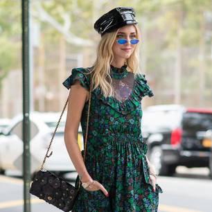 Streetstyle-Trends an Bloggerin Chiara Ferragni