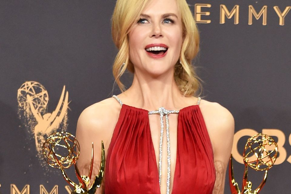 Nicole Kidan, Emmys