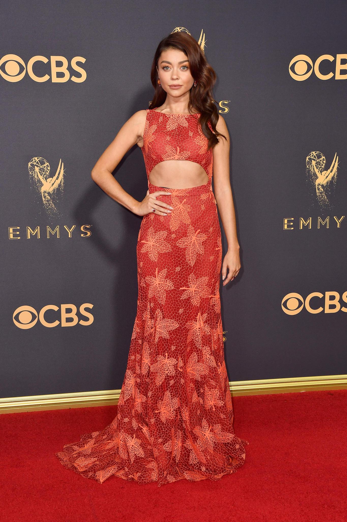 Emmys 2017 mit Sarah Hyland