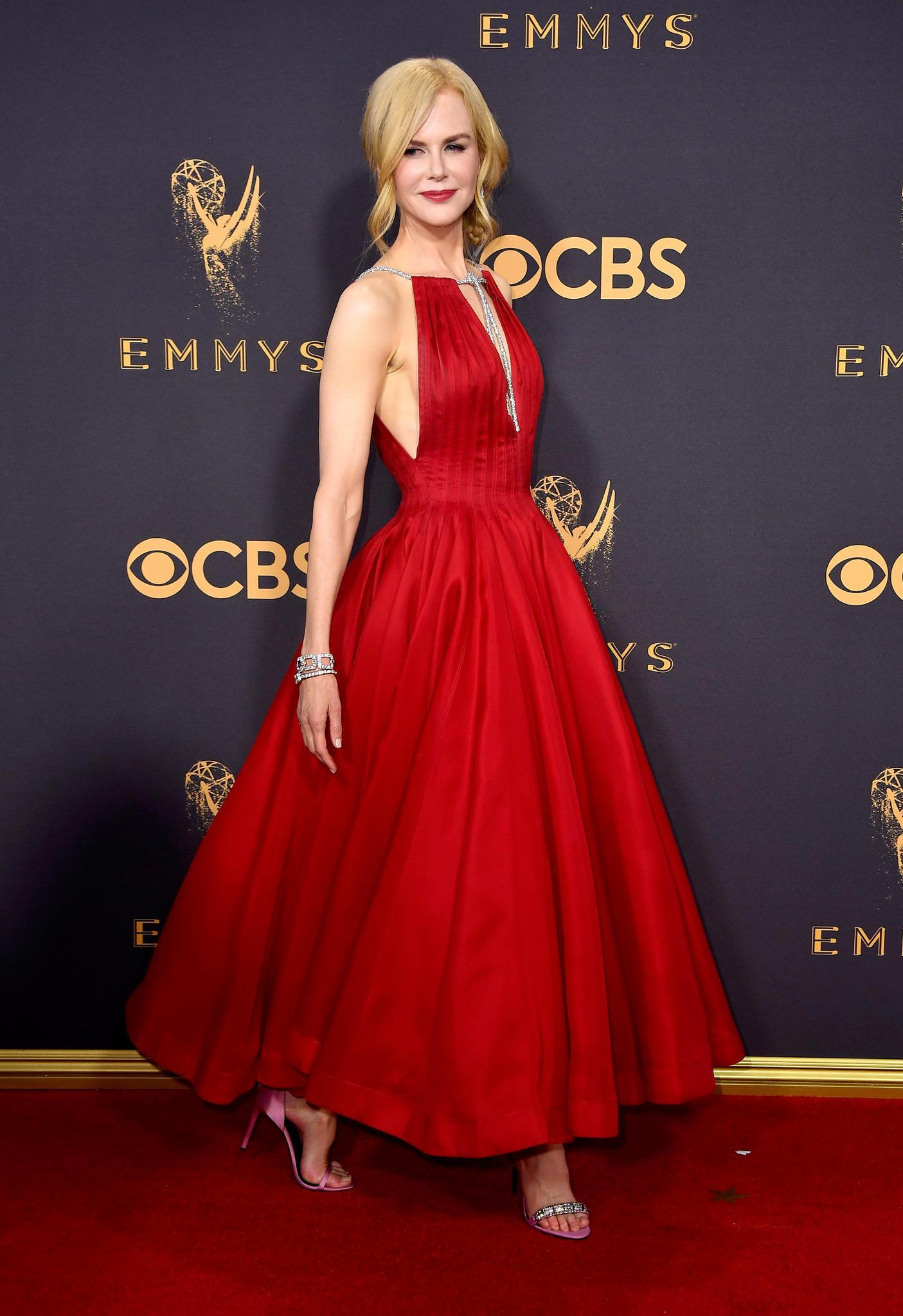 Emmys 2017 mit Nicole Kidman