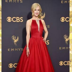 Emmys 2017 mit Nicole Kidman, Reese Witherspoon und Heidi Klum