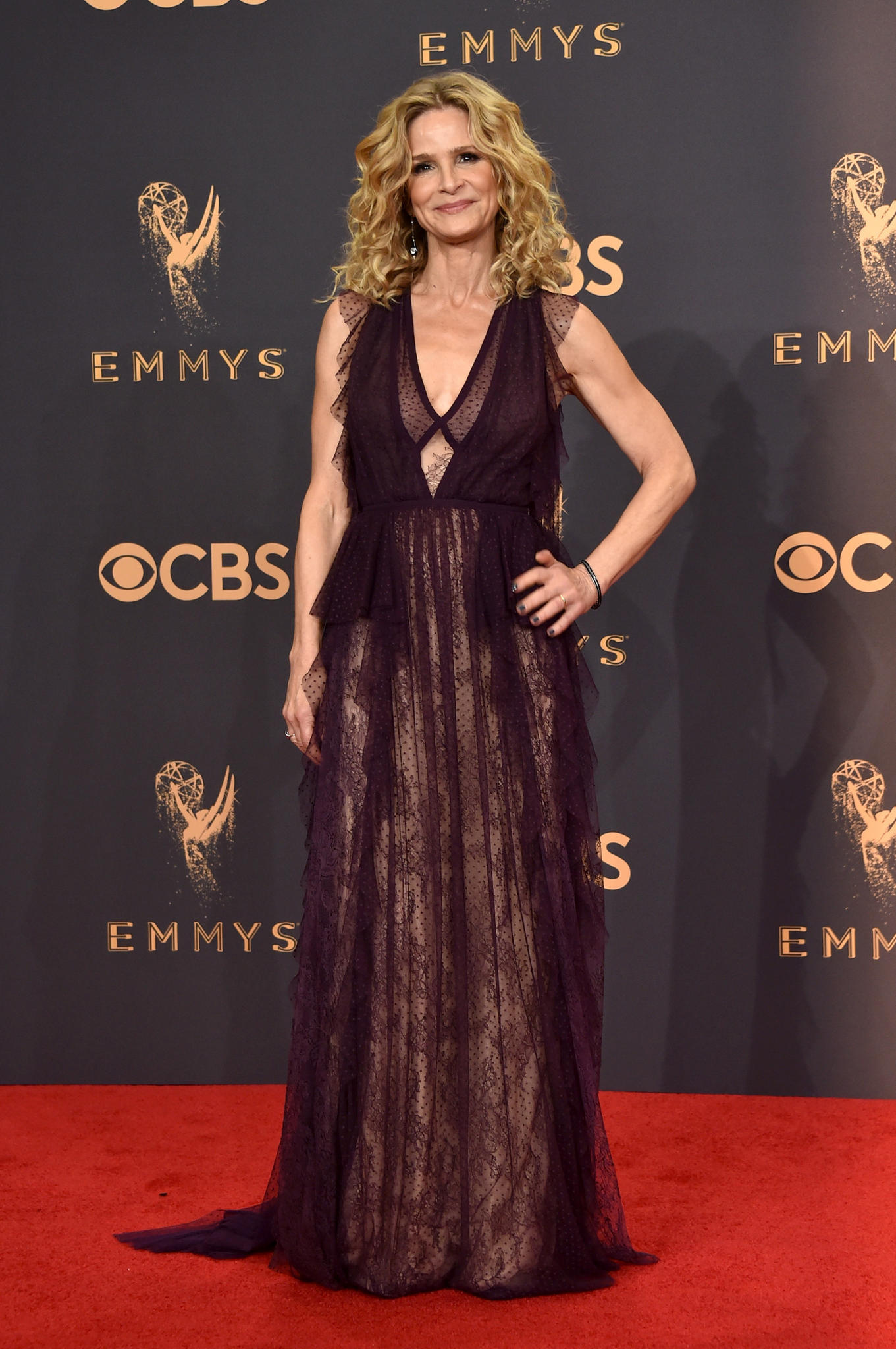 Emmys 2017 mit Kyra Sedgwick