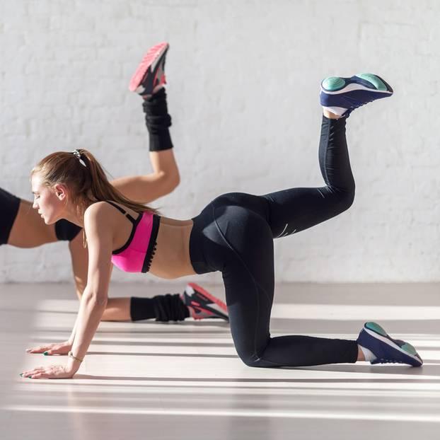 Workout Schnelles Training Für Schöne Beine Brigittede