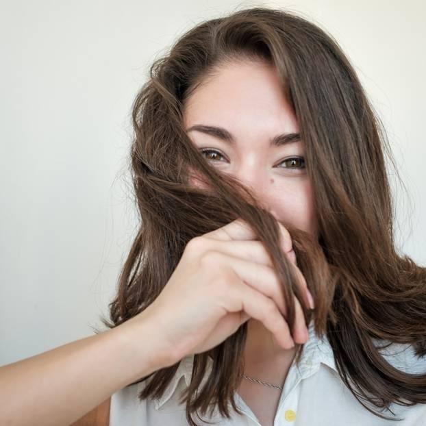 Trockene Haare – das hilft!