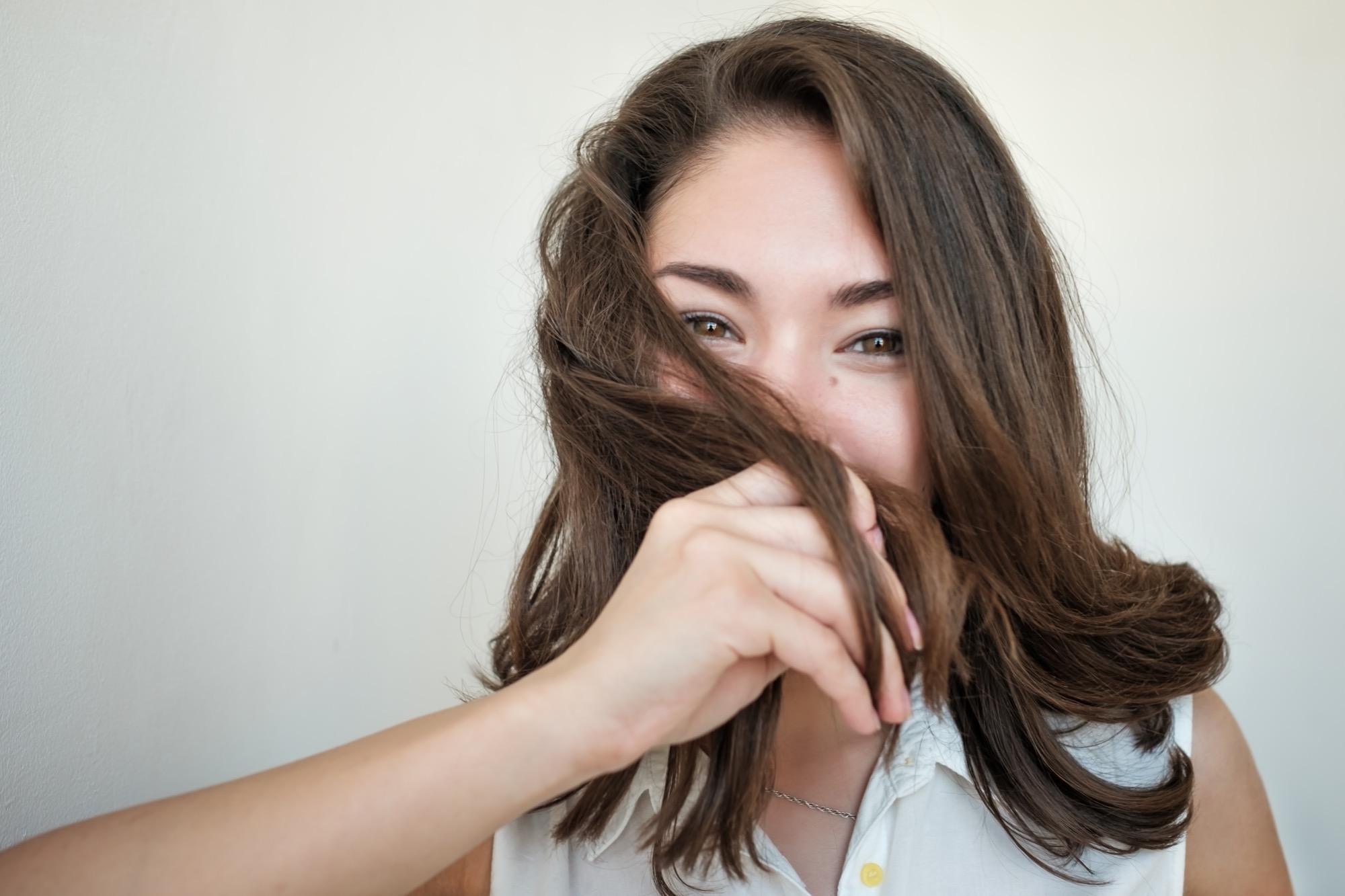 Trockene Haare Das Hilft Brigittede