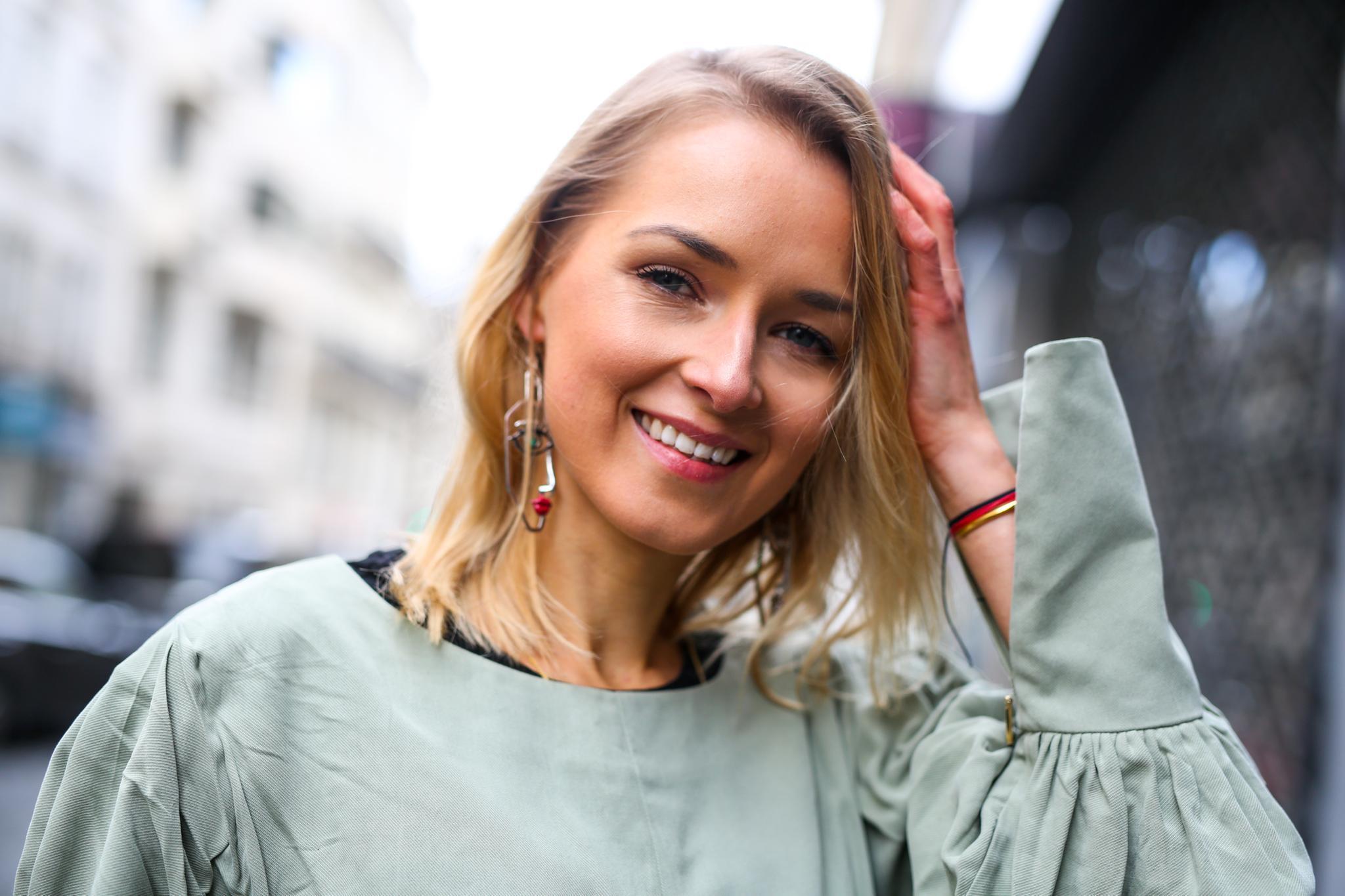 Trendfrisuren: Longbob für feine Haare