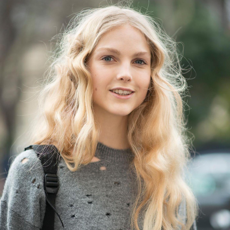Frisuren für dicke Haare - Schnitte, Styling und mehr  BRIGITTE.de