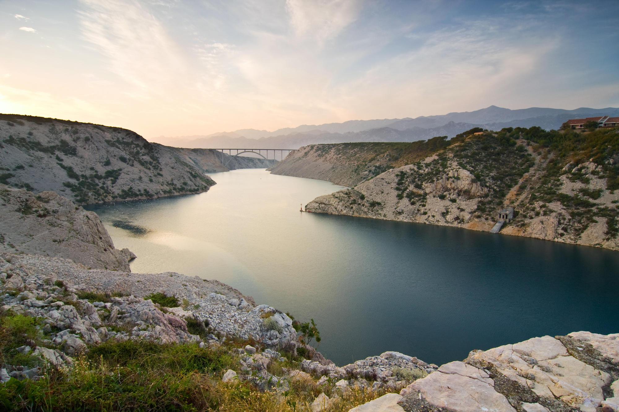 Die schönsten Küstenstraßen Europas: Adria-Magistrale