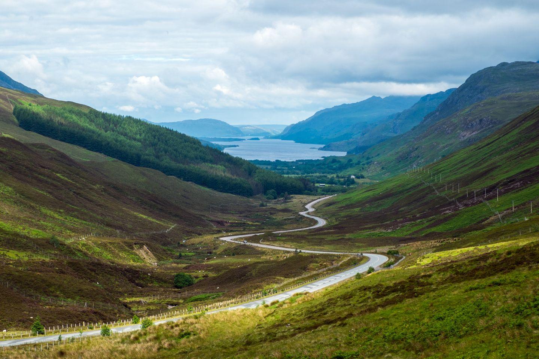 Die schönsten Küstenstraßen: North Coast 500 in Schottland