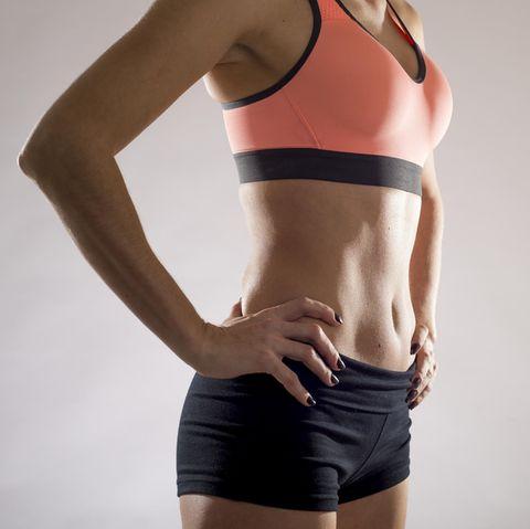 Bauch trainieren