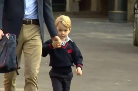 Zum 5. Geburtstag: Palast zeigt neues Foto von Prinz George ☺️
