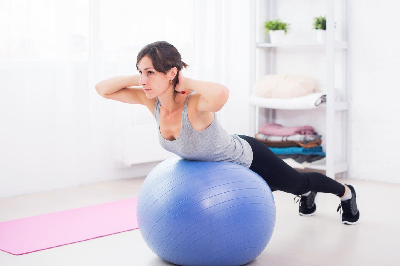 Ball-Workout