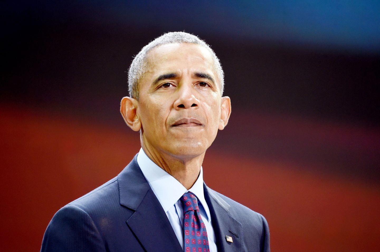Barack Obama ist weiß geworden