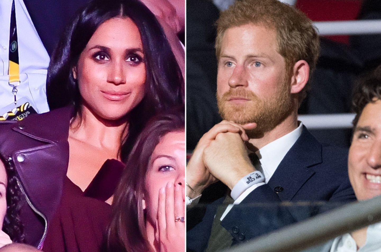 Prinz Harry & Meghan Markle: 1. öffentlicher Auftritt ❤️