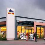 dm Filiale in Deutschland