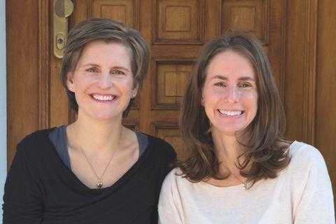"""tausendkind-Gründerinnen: """"Zu zweit zu sein, hat uns immer sehr geholfen"""""""