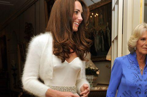 Herzogin Kate und ihr Brautkleid