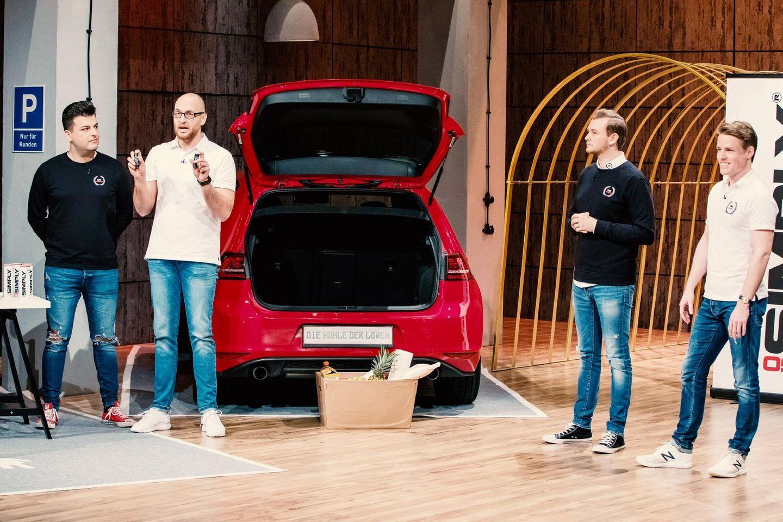 'Go Simply' aus 'Die Höhle der Löwen': Der Traum jedes Kleinwagen-Besitzers?