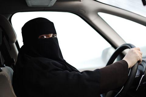 In Saudi-Arabien dürfen Frauen bald Autofahren