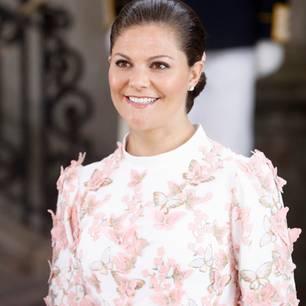 Kronprinzessin Victoria in H&M-Kleid