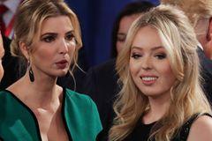 """Angst ums Erbe? Ivanka Trump wollte Schwester Tiffany """"loswerden"""""""