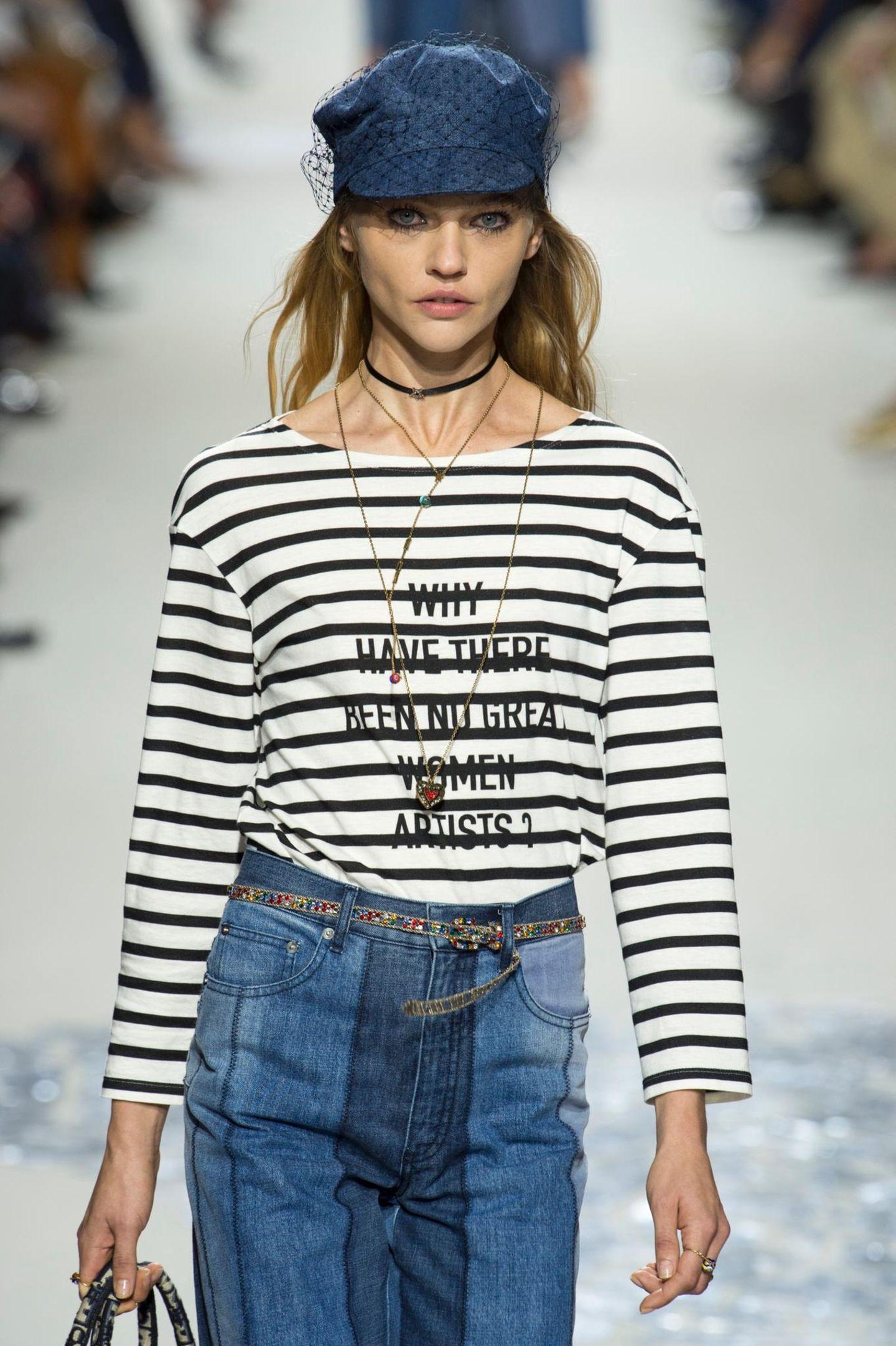 Accessoires-Trends 2018 von Christian Dior