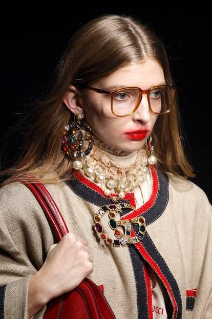 Accessoires-Trends 2018 bei Gucci