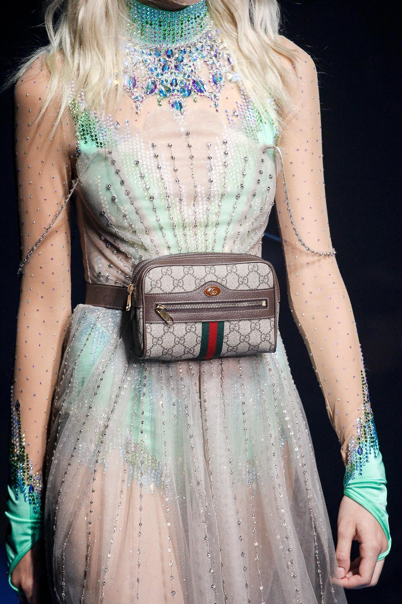 Accessoires-Trends 2018 von Gucci