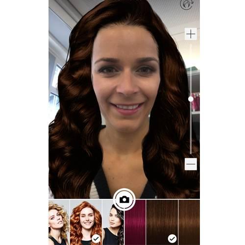 Karo testet die Schwarzkopf Styleguide-App