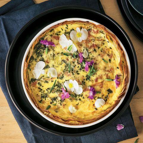 Kartoffel-Pancetta-Quiche