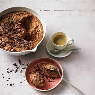 Mousse au Chocolat ohne Butter