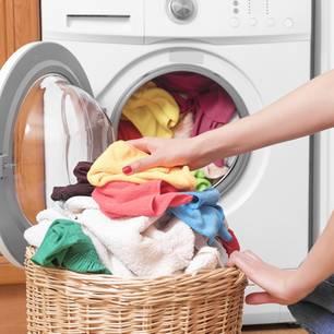 Geld sparen beim Waschen, Trocknen und Bügeln!