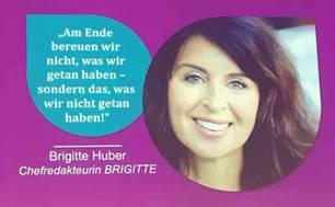 """""""Aufbrechen und aufsteigen"""" - das war das BRIGITTE-Job-Symposium in Berlin"""