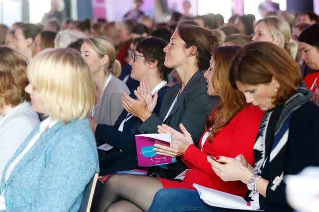 Brigitte Jobsymposium in Berlin: Zuschauer