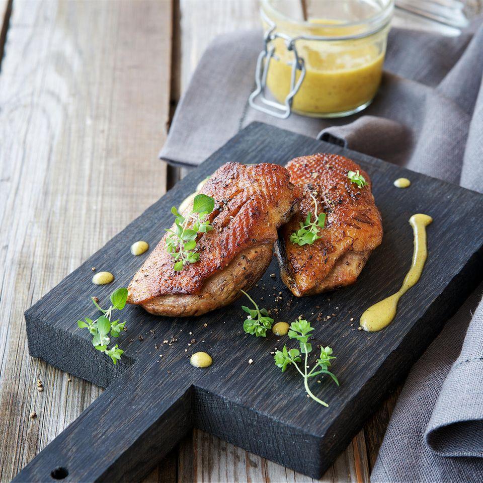 Entenbrust zubereiten: Tipps und Tricks