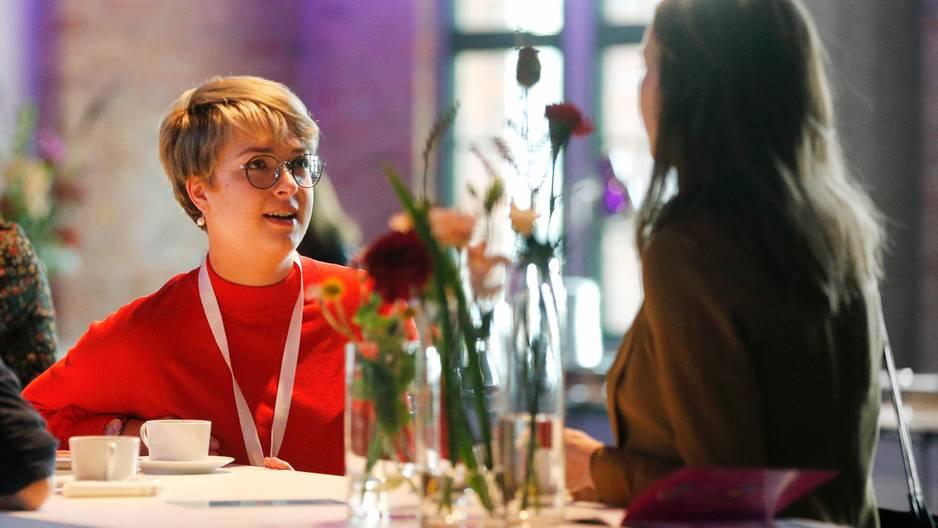 Aftermovie zum BRIGITTE Academy Job-Symposium in Berlin