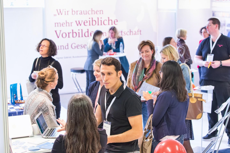 Besucht die BRIGITTE Academy auf der herCareer am 12.+13. Oktober in München
