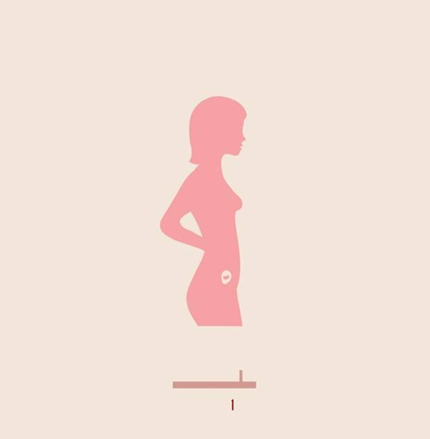 Die ersten Schwangerschaftswochen (1-4): Der Beginn neuen Lebens