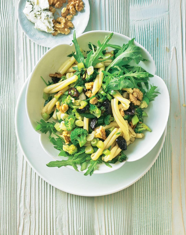 Pasta-Salat mit Brokkoli
