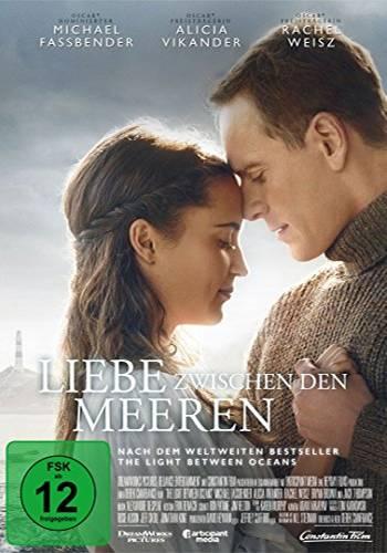Liebesfilme: Liebe zwischen den Meeren - DVD-Cover