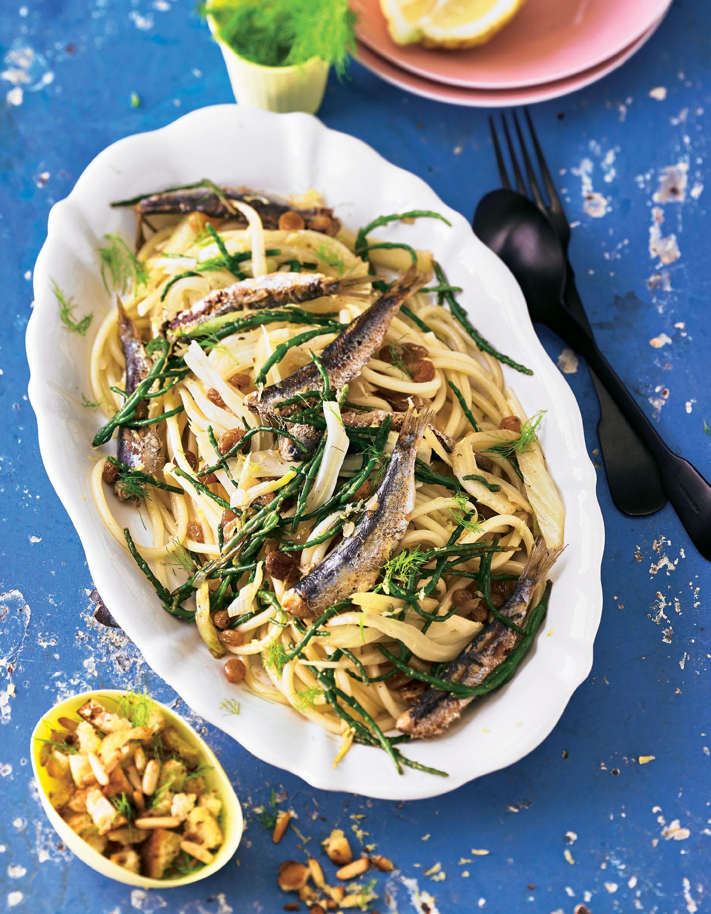 Schnelle Küche: Schnelle Fischgerichte: Blitzrezepte für Fisch-Fans ...