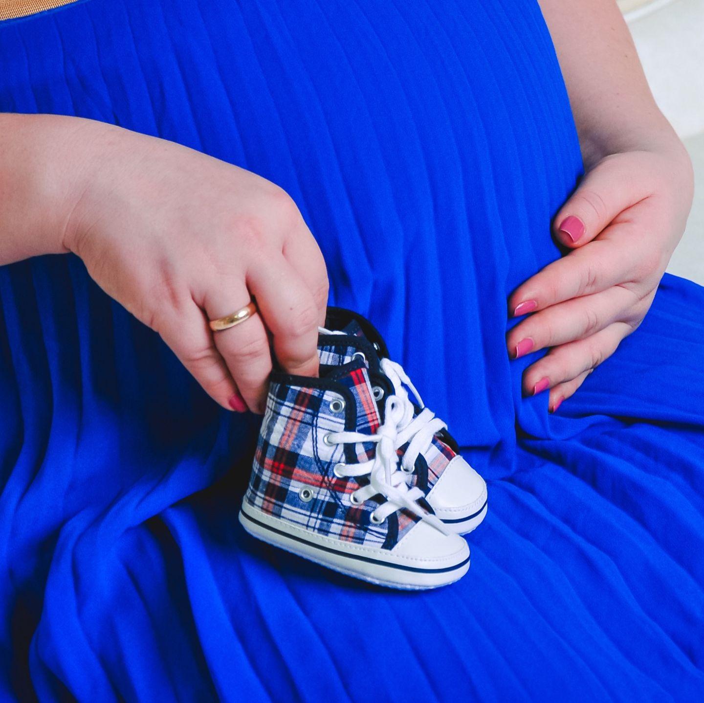 Mit schwanger übergewicht werden Schwanger werden